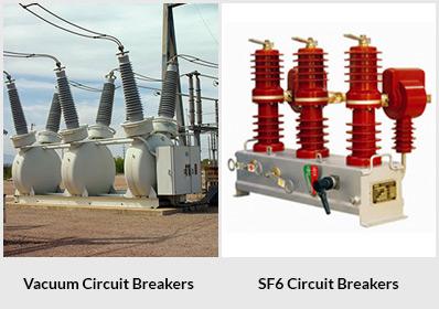 Vacuum & SF-6 Circuit Breaker