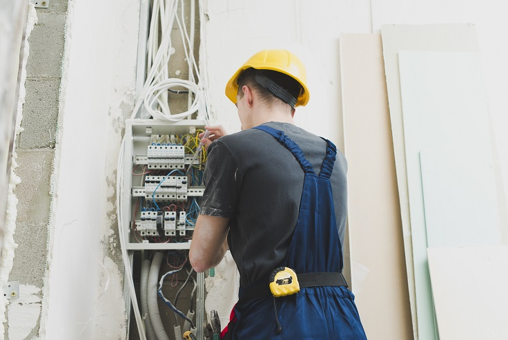 install a concealed electrical wiring system a step by step guide Electric Work 02 Electrical Cables And Fittings Civilconstruction #11