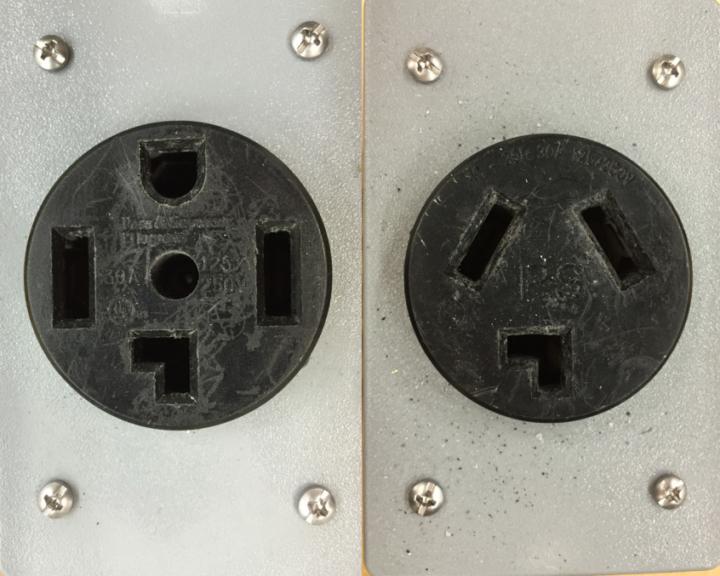 240 Volt Outlet